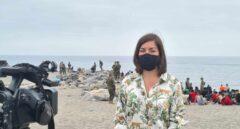 Laura Ortiz, jefa de redacción de www.ceutatv.com, analiza la crisis migratoria de Ceuta