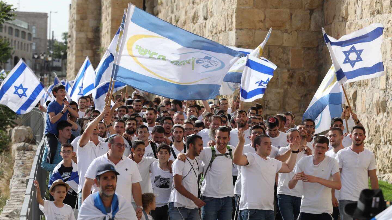 Israel celebró el lunes su día nacional sin mascarillas ni distancia de seguridad