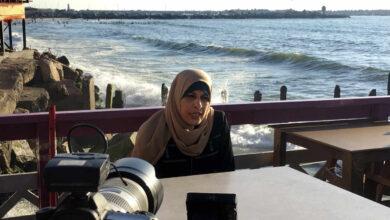 Mujeres y enfermas de cáncer, doble condena en la franja de Gaza