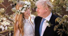 Boris Johnson se casa con Carrie Symonds en una ceremonia secreta