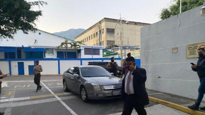 Sede del diario venezolano 'El Nacional' en Caracas