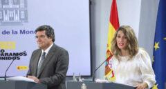 La negociación de los ERTE encalla por las cuotas de la Seguridad Social