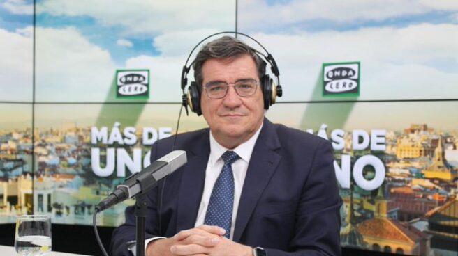 El ministro José Luis Escrivá.