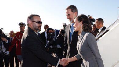 """Cuando la Guardia Civil """"retuvo"""" al rey Mohamed VI de Marruecos en Ceuta"""