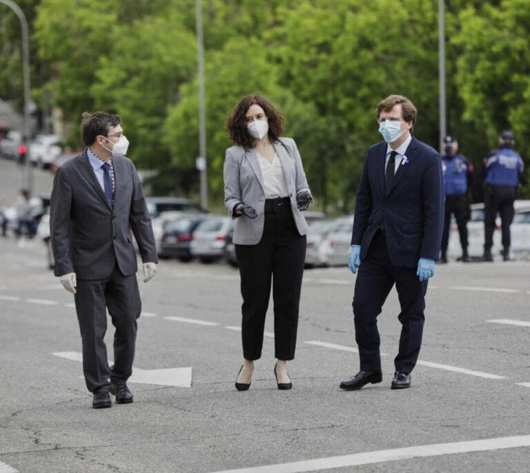 """Madrid reforzará la vigilancia en San Isidro para evitar """"actividades irresponsables"""""""