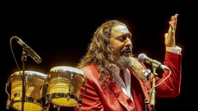 Concierto de Diego el Cigala en Madrid en Abremadrid de IFEMA