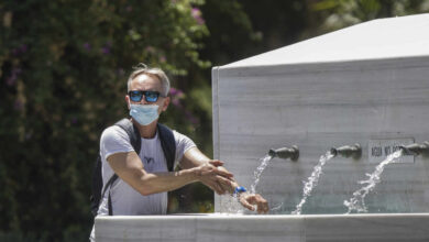 El calor deja en aviso a una decena de provincias por temperaturas superiores a los 35ºC