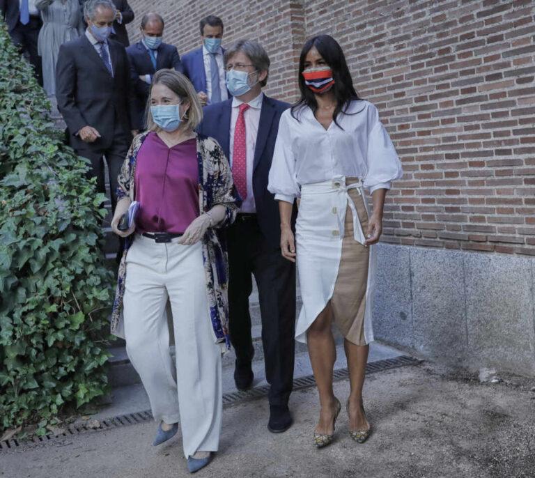 Marta Rivera se da de baja como afiliada de Ciudadanos