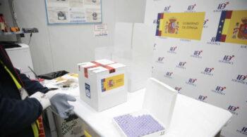 España recibe la próxima semana un récord de vacunas: 4,6 millones de dosis