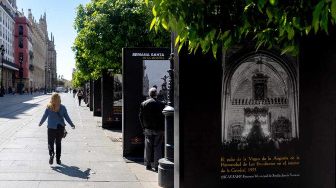 Calle de Sevilla.
