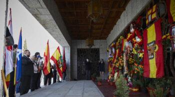 El Estado ha gastado cerca de 125.000 euros en la tumba de Franco en el cementerio de Mingorrubio