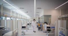 Indignación por una fiesta ilegal en un hospital de Zaragoza