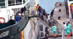 La llegada de migrantes a Canarias crece un 133% en los cuatro primeros meses