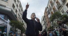 El portavoz de Más País en el Congreso, Íñigo Errejón.