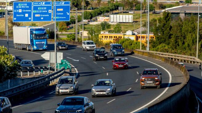 Imagen de una autovía.