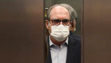 Ángel Gabilondo, en el hospital tras sufrir una leve arritmia cardíaca