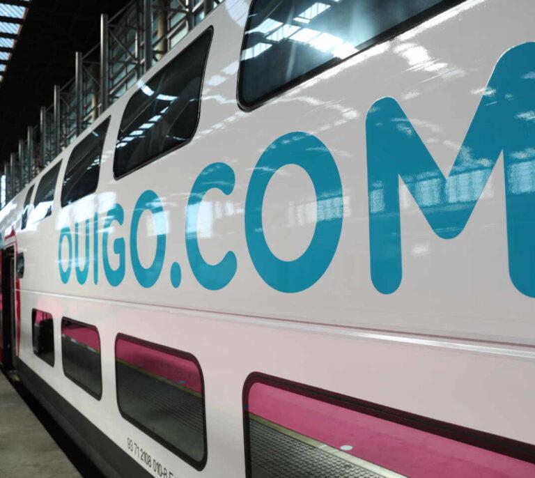 El nuevo tren 'low cost' de Ouigo sufre una avería y retrasa su llegada a Madrid 90 minutos