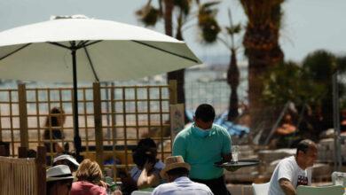 El sector turístico prevé alcanzar ya el 60% del nivel que tenía en el verano de 2019