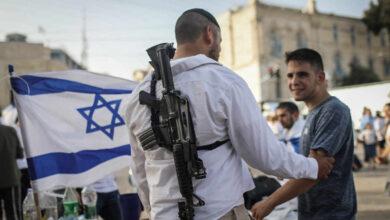 Veinte muertos en el ataque israelí en Gaza en respuesta a los cohetes de Hamas contra Jerusalén