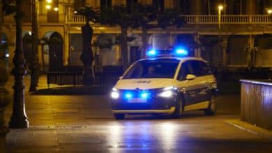 Desalojados 60 aficionados belgas de fútbol de un local de Sevilla