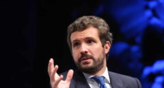 """Casado exporta el discurso de Ayuso y suelta amarras con Vox: """"Mi intención es gobernar solo"""""""