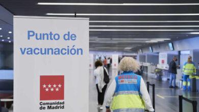 El 15% de la población de Madrid ya está vacunada con pauta completa