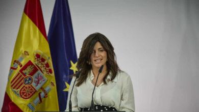 Así fue el discurso de Ana Iris Simón en Moncloa frente a Sánchez