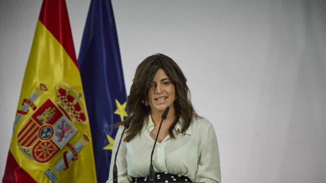 La escritora Ana Iris Simón, en Moncloa.