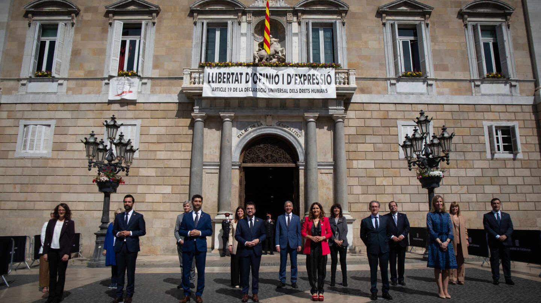 """Aragonès aprieta a Sánchez: """"Amnistía y referéndum"""""""