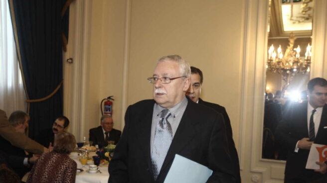 Joaquín Leguina, en una imagen de archivo.