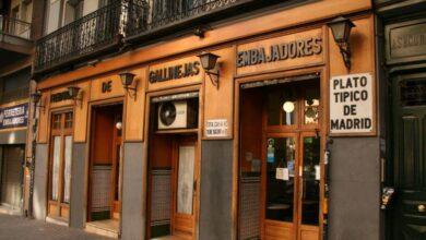 Cierra Freiduría Gallinejas, adiós a un emblema de la casquería castiza