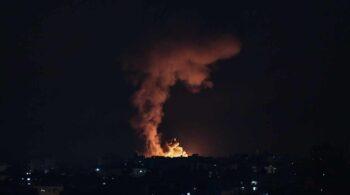 Israel inicia una ofensiva desde tierra y por aire contra la franja de Gaza