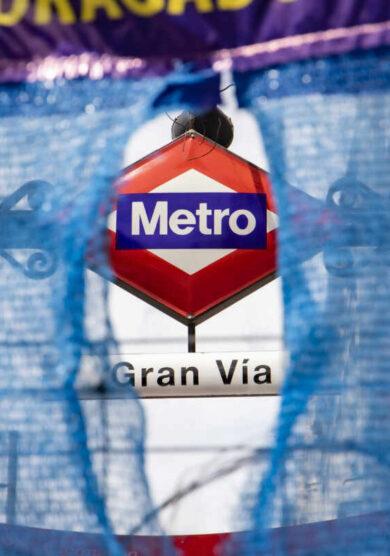 Mil días cerrada: entramos en las obras de la estación de Metro de Gran Vía