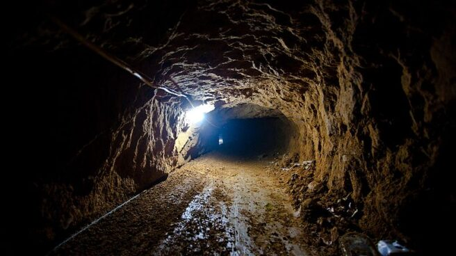 Túnel en Rafah, Gaza