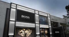 Hugo Boss pierde 8 millones hasta marzo por el impacto de los cierres