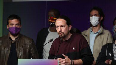 Pablo Iglesias anuncia que deja la política tras su fracaso en Madrid