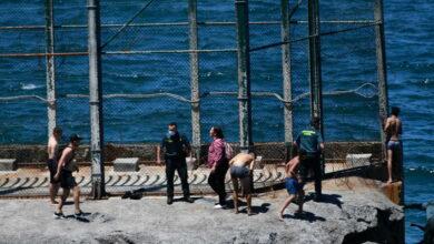 El presidente de Ceuta pide que actúe el Ejército para establecer el orden en la frontera con Marruecos