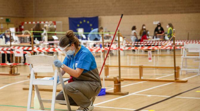 La eurozona volvió a entrar en recesión en el primer trimestre