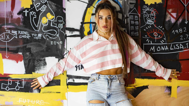 La cantante Lola Índigo posa para El Independiente