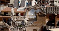 Las huellas del terremoto de Lorca, diez años después