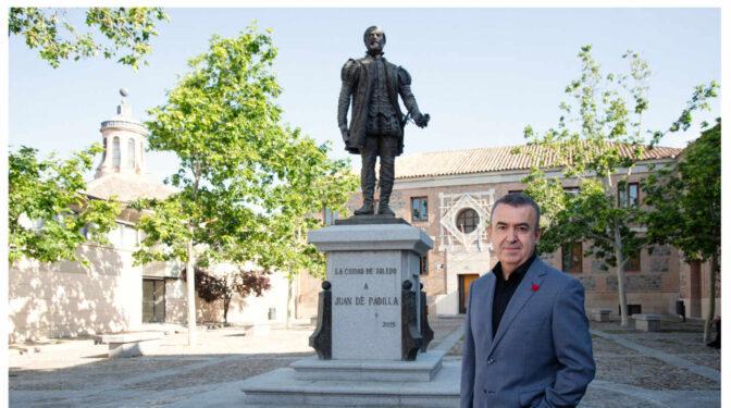 'Castellano', el viaje de Lorenzo Silva con los comuneros a la identidad de Castilla