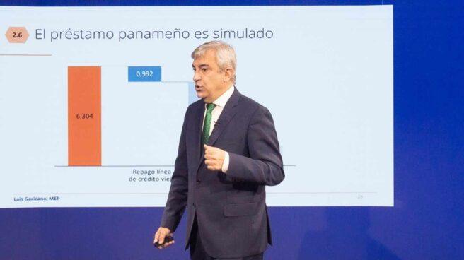 El jefe de la delegación de Ciudadanos en el Parlamento Europeo, Luis Garicano.