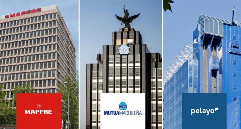 Mapfre, Mutua y Pelayo, las tres aseguradoras que más pueden contribuir a la recuperación económica