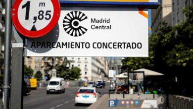 Almeida aprueba su Madrid Central con los votos de los 'excarmenistas'