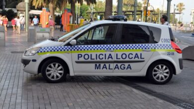 Detenido por intentar violar a punta de cuchillo a una policía