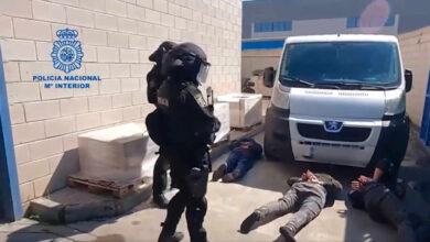 La Policía detiene a uno de los grandes capos europeos de la heroína