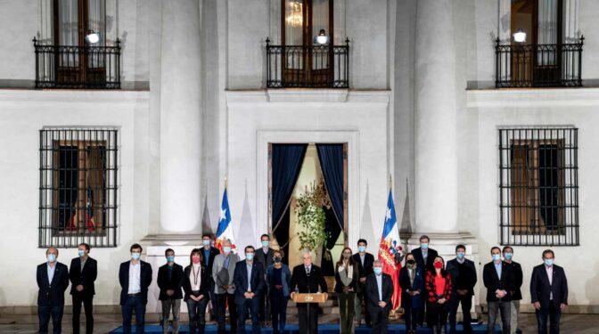 Varapalo al presidente Piñera en las elecciones constituyentes en Chile
