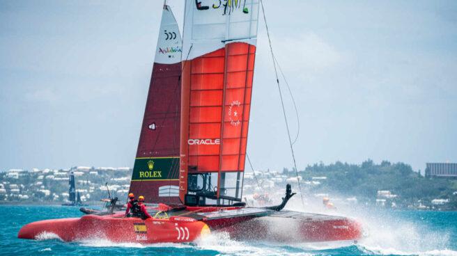 Iberostar es el nuevo partner del equipo español de la SailGP de vela.