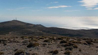 Fallece un motorista de 40 años al caer por un barranco en Almería
