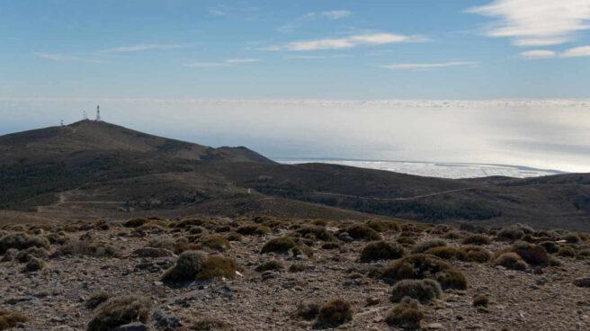 Sierra de Gádor, en Almería.
